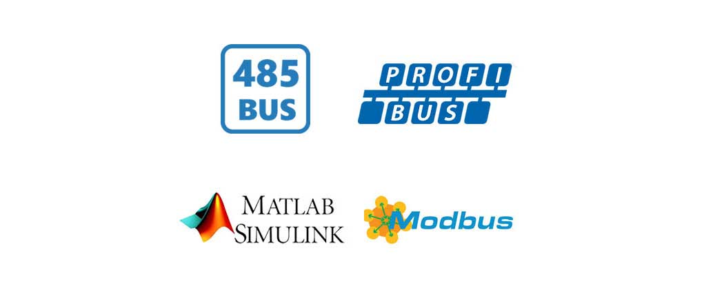 Gas Mixer Connectivity - Profibus - Modbus - Matlab Simulink