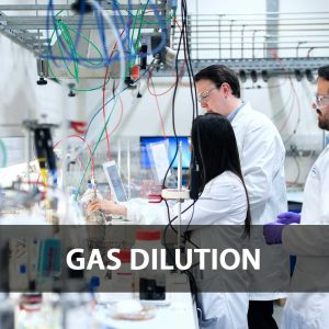 Gas Dilution